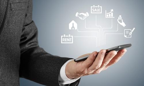 controllo vendite immobiliari, dmp. proptech company
