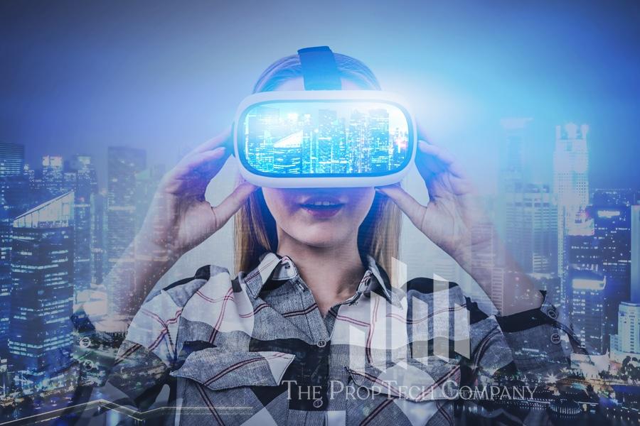 virtual tour immobiliare, proptech company