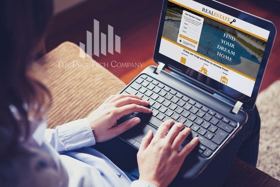 sito web immobiliare